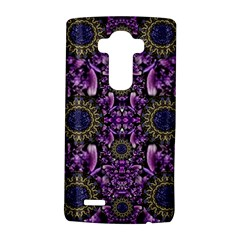 Flowers From Paradise In Fantasy Elegante Lg G4 Hardshell Case