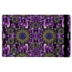 Flowers From Paradise In Fantasy Elegante Apple Ipad Pro 9 7   Flip Case