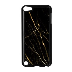 Black Marble Apple Ipod Touch 5 Case (black)