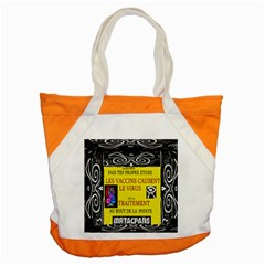 Vaccine  Story Mrtacpans Accent Tote Bag