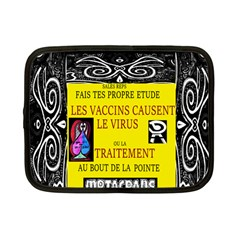 Vaccine  Story Mrtacpans Netbook Case (small)