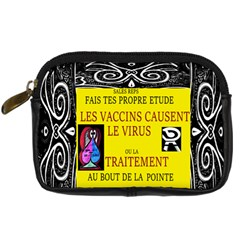 Vaccine  Story Mrtacpans Digital Camera Cases