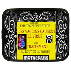 Vaccine  Story Mrtacpans Netbook Case (xl)