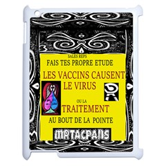 Vaccine  Story Mrtacpans Apple Ipad 2 Case (white)