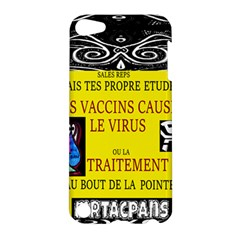Vaccine  Story Mrtacpans Apple Ipod Touch 5 Hardshell Case