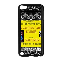 Vaccine  Story Mrtacpans Apple Ipod Touch 5 Case (black)