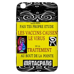 Vaccine  Story Mrtacpans Samsung Galaxy Tab 3 (8 ) T3100 Hardshell Case