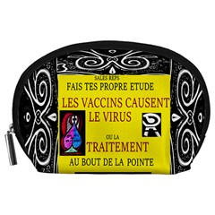 Vaccine  Story Mrtacpans Accessory Pouches (large)