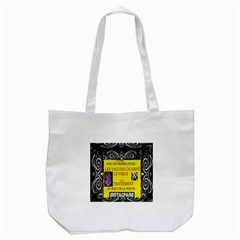 Vaccine  Story Mrtacpans Tote Bag (white)