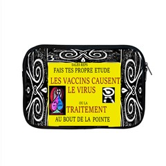 Vaccine  Story Mrtacpans Apple Macbook Pro 15  Zipper Case