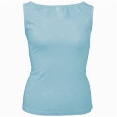 Ronald Story Vaccine Women s Baby Blue Tank Top