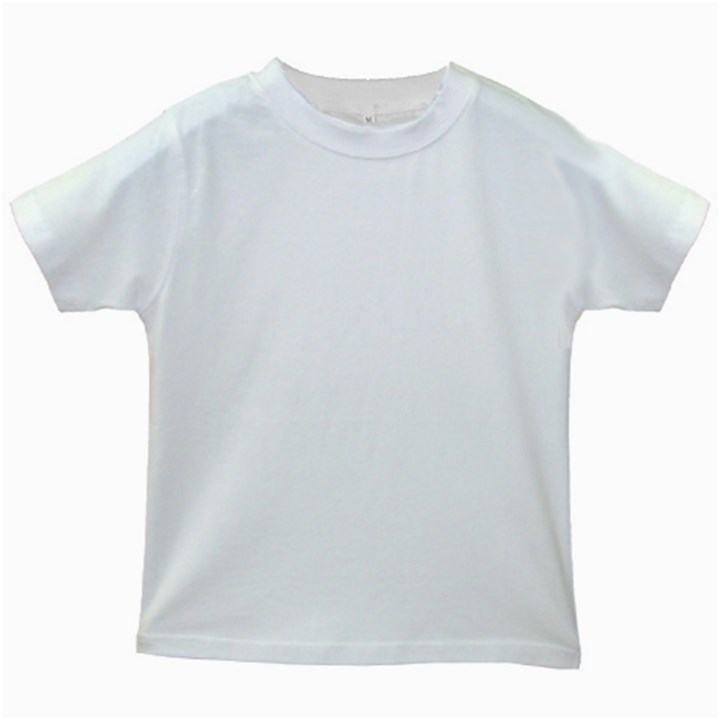 Ronald Story Vaccine Kids White T-Shirts