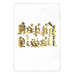 Happy Diwali Gold Golden Stars Star Festival Of Lights Deepavali Typography Flap Covers (s)