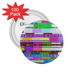 Error 2 25  Buttons (100 Pack)