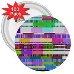 Error 3  Buttons (100 Pack)