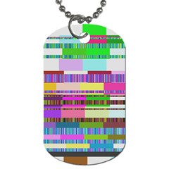 Error Dog Tag (one Side)