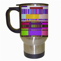 Error Travel Mugs (white)
