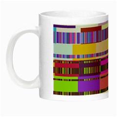 Error Night Luminous Mugs