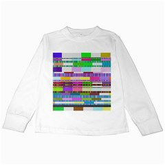 Error Kids Long Sleeve T Shirts