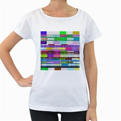 Error Women s Loose Fit T Shirt (white)
