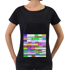 Error Women s Loose Fit T Shirt (black)
