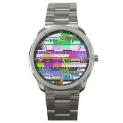 Error Sport Metal Watch