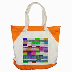 Error Accent Tote Bag