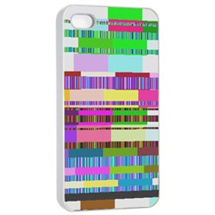 Error Apple Iphone 4/4s Seamless Case (white)