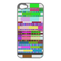 Error Apple Iphone 5 Case (silver)