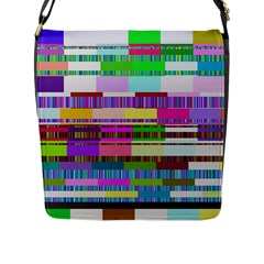 Error Flap Messenger Bag (l)