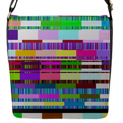 Error Flap Messenger Bag (s)