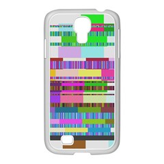 Error Samsung Galaxy S4 I9500/ I9505 Case (white)