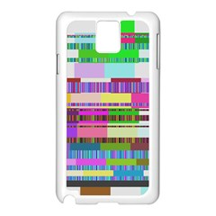 Error Samsung Galaxy Note 3 N9005 Case (white)
