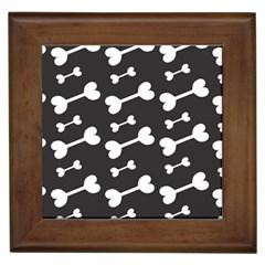 Bones Bg Framed Tiles