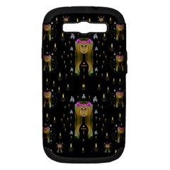 Queen In The Darkest Of Nights Samsung Galaxy S Iii Hardshell Case (pc+silicone)