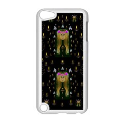 Queen In The Darkest Of Nights Apple Ipod Touch 5 Case (white)