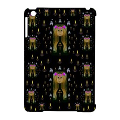 Queen In The Darkest Of Nights Apple Ipad Mini Hardshell Case (compatible With Smart Cover)