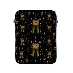 Queen In The Darkest Of Nights Apple Ipad 2/3/4 Protective Soft Cases