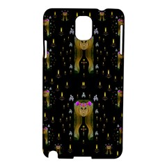 Queen In The Darkest Of Nights Samsung Galaxy Note 3 N9005 Hardshell Case