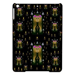 Queen In The Darkest Of Nights Ipad Air Hardshell Cases