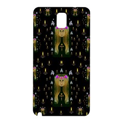 Queen In The Darkest Of Nights Samsung Galaxy Note 3 N9005 Hardshell Back Case