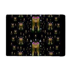 Queen In The Darkest Of Nights Ipad Mini 2 Flip Cases