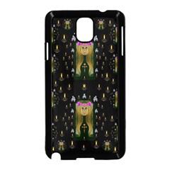 Queen In The Darkest Of Nights Samsung Galaxy Note 3 Neo Hardshell Case (black)