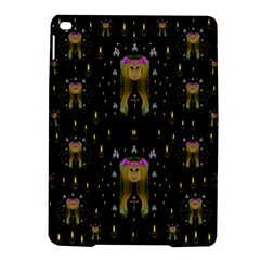 Queen In The Darkest Of Nights Ipad Air 2 Hardshell Cases