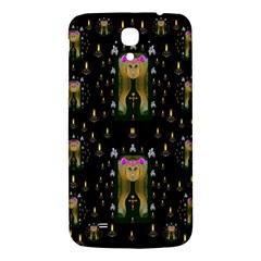 Queen In The Darkest Of Nights Samsung Galaxy Mega I9200 Hardshell Back Case