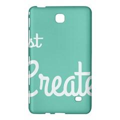 Bloem Logomakr 9f5bze Samsung Galaxy Tab 4 (7 ) Hardshell Case