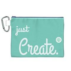 Bloem Logomakr 9f5bze Canvas Cosmetic Bag (xl)