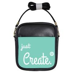 Bloem Logomakr 9f5bze Girls Sling Bags