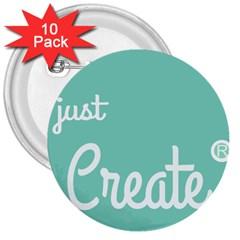 Bloem Logomakr 9f5bze 3  Buttons (10 Pack)