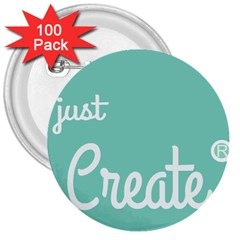 Bloem Logomakr 9f5bze 3  Buttons (100 Pack)